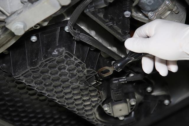 画像3: 【GTI Clubsport】エンジンオイルとDSGオイルを交換したら