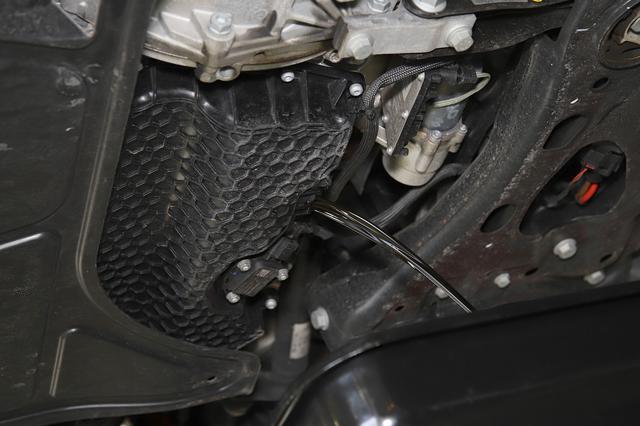 画像4: 【GTI Clubsport】エンジンオイルとDSGオイルを交換したら