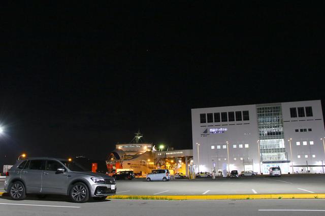 画像5: 【TDIで日本縦断】第2話 ティグアンで東京〜北海道を無給油で