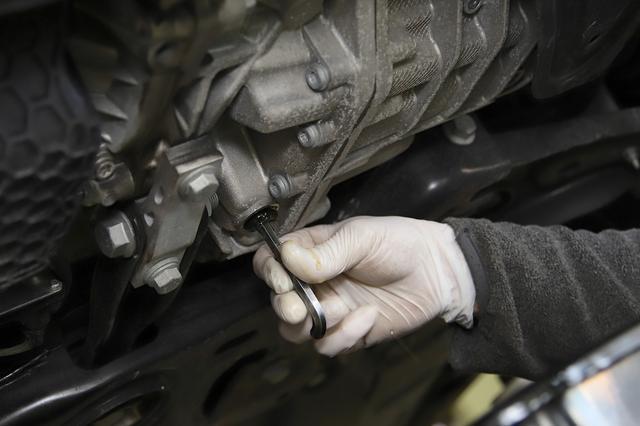 画像7: 【GTI Clubsport】エンジンオイルとDSGオイルを交換したら