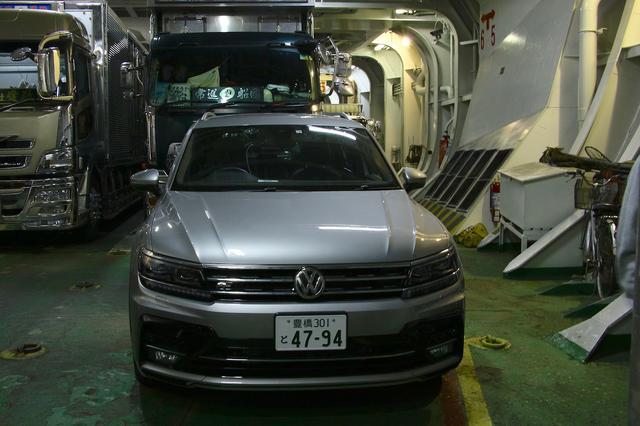 画像4: 【TDIで日本縦断】第2話 ティグアンで東京〜北海道を無給油で