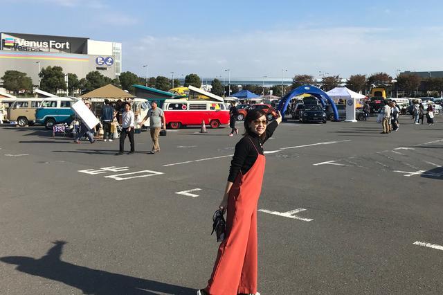 画像7: 【Yumi's Essay】大人の女性に効く!? 「Street VWs Jombree」