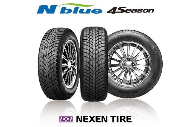 画像: 【NEXEN】オールシーズンタイヤ「N'blue 4Season」に6サイズ追加 18インチも!