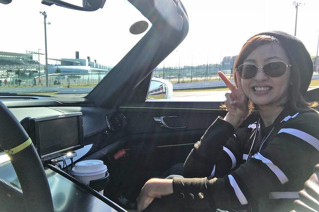 画像9: 「吉田由美、世界限定918台『ポルシェ918スパイダー』に乗る」の巻