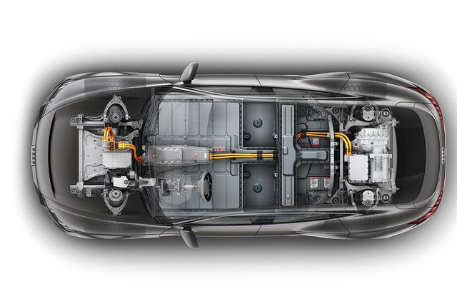 画像3: アウディがLAショーで「Audi e-tron GT concept」を発表