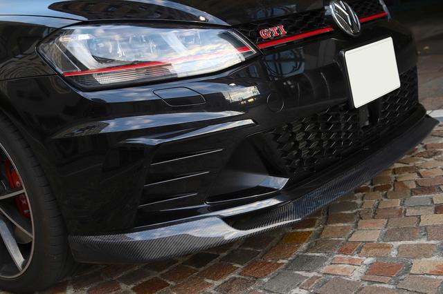 画像5: 【GTI Clubsport】カーボンに魅せられて