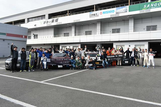 画像14: 【Event Report】THE TRACK DAY IN FUJI vol.2