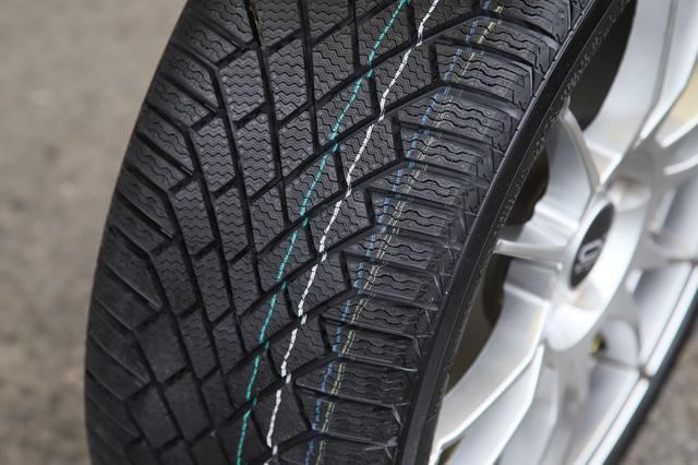 画像2: 【GTI Clubsport】コンチネンタルの新スタッドレスタイヤを試す