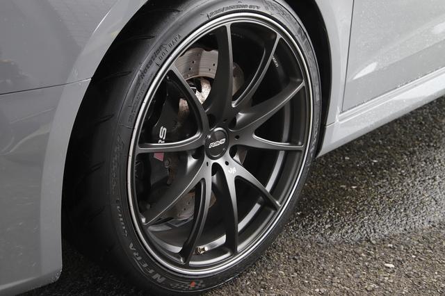 画像3: 【RS 3 Sportback】憧れのRSモデルが編集部に