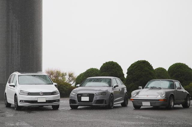 画像: 新たに3台の長期テスト車が加わりました!