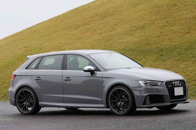 画像: 【RS 3 Sportback】憧れのRSモデルが編集部に - 8speed.net VW、Audi、Porscheがもっと楽しくなる自動車情報サイト