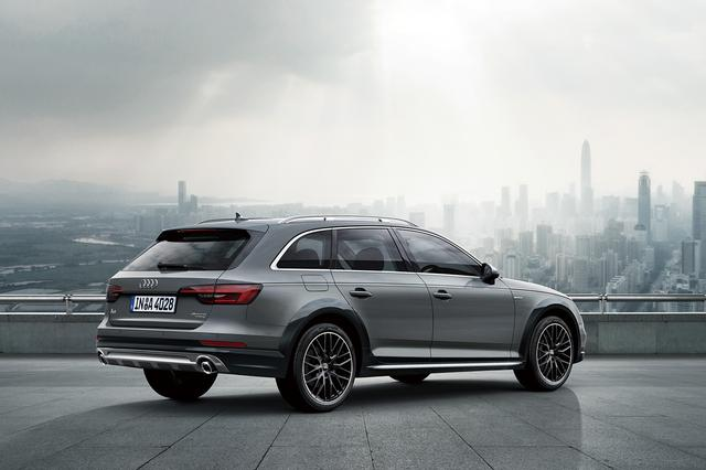 画像5: 限定車「Audi A4 allroad absolute」を発売