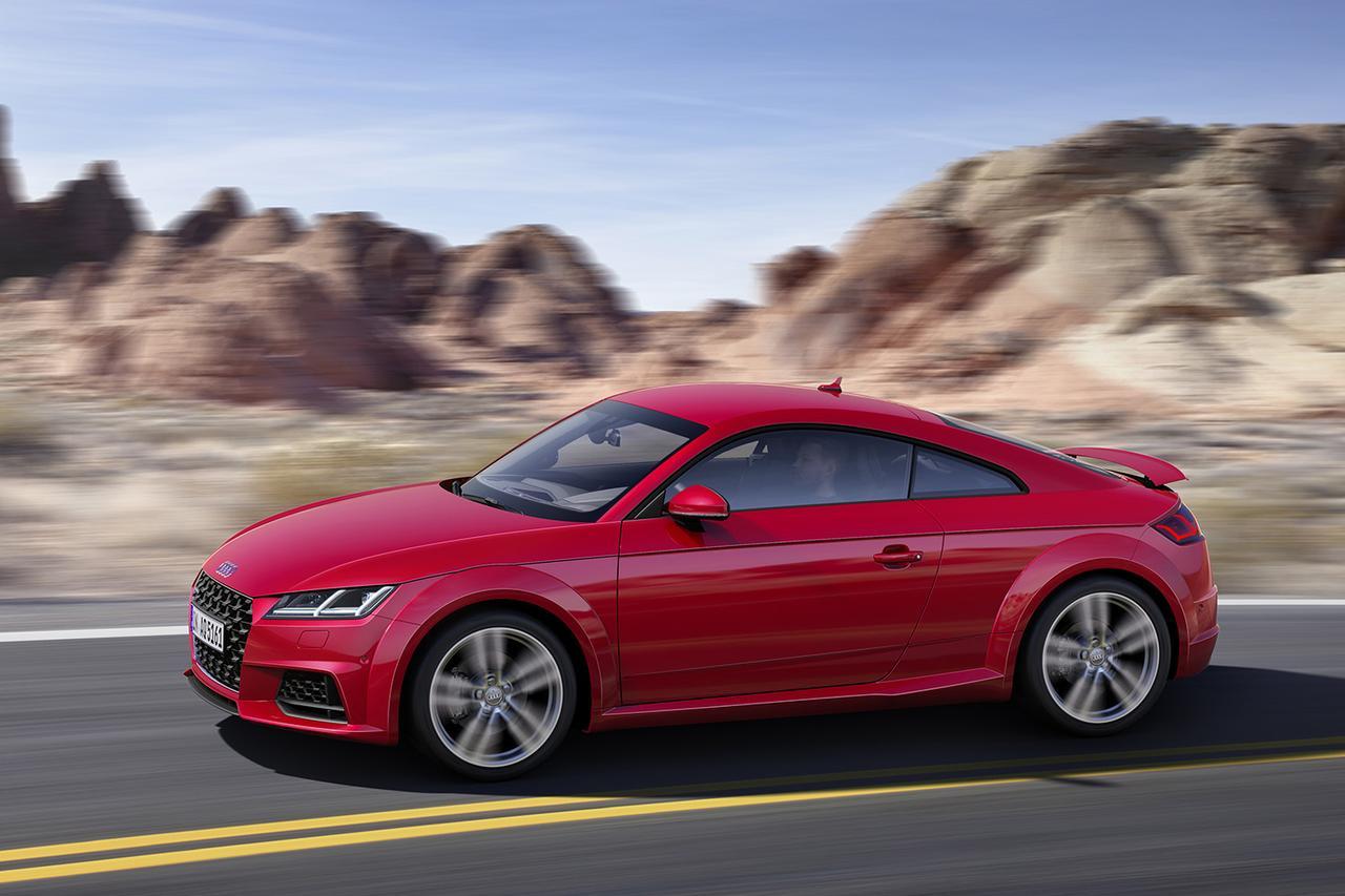 画像2: マイナーチェンジした「Audi TT」が欧州で受注開始