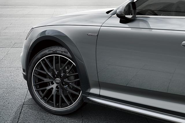 画像3: 限定車「Audi A4 allroad absolute」を発売