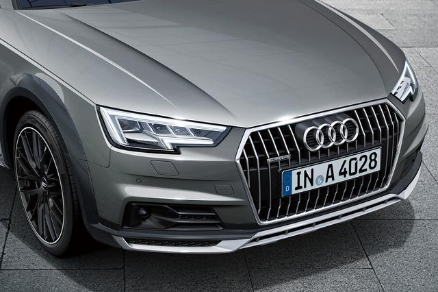 画像2: 限定車「Audi A4 allroad absolute」を発売