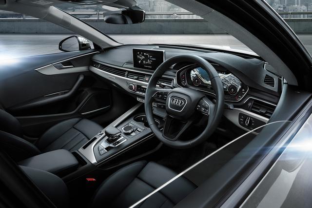 画像4: 限定車「Audi A4 allroad absolute」を発売