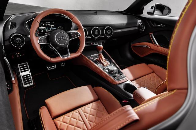 画像3: マイナーチェンジした「Audi TT」が欧州で受注開始
