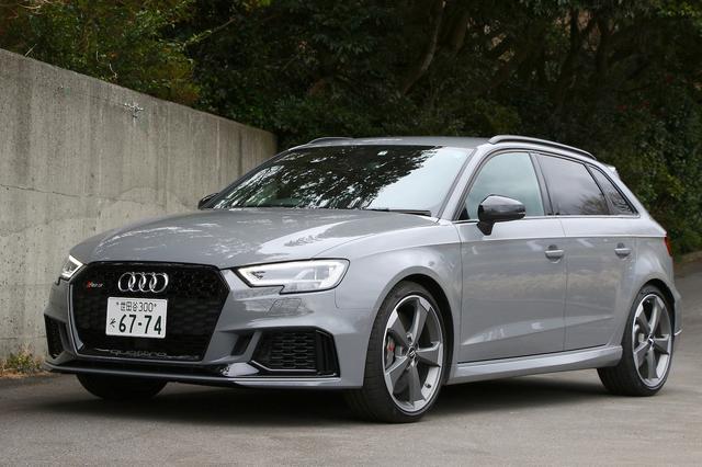 画像2: Audi All Line-up試乗会で見えてきた2019年
