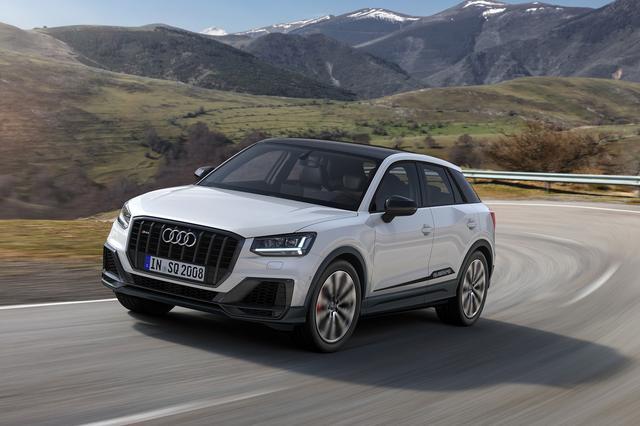 画像4: 「Audi SQ2」登場
