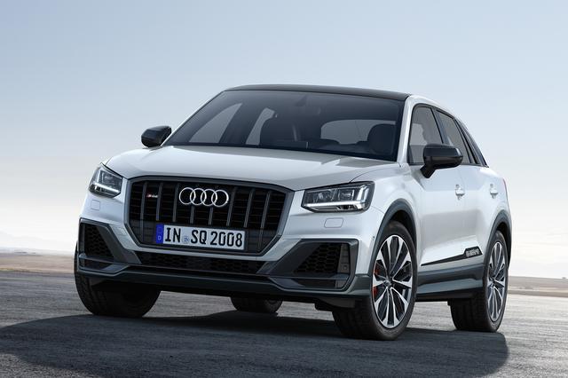 画像1: 「Audi SQ2」登場