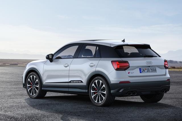 画像2: 「Audi SQ2」登場