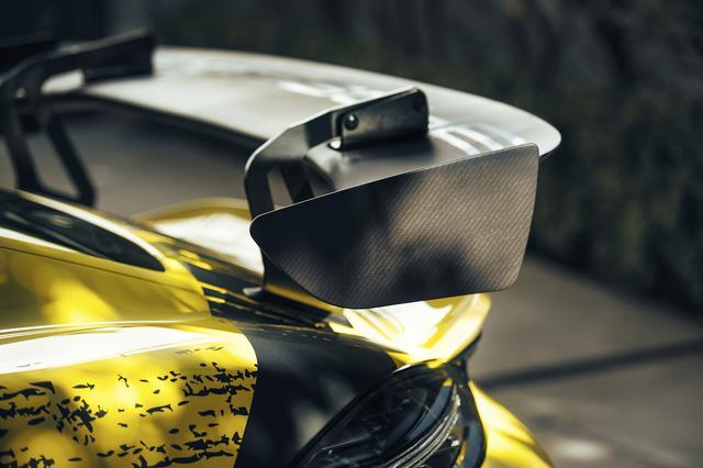 画像4: 新型「718 ケイマン GT4 クラブスポーツ」登場