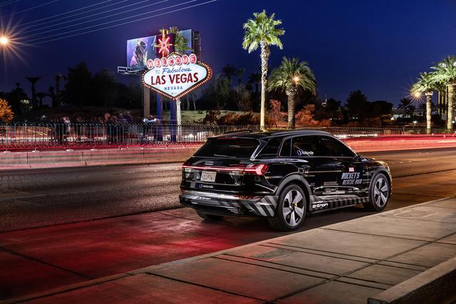 画像3: Audiがクルマの動きをVRコンテンツと同期する技術を発表