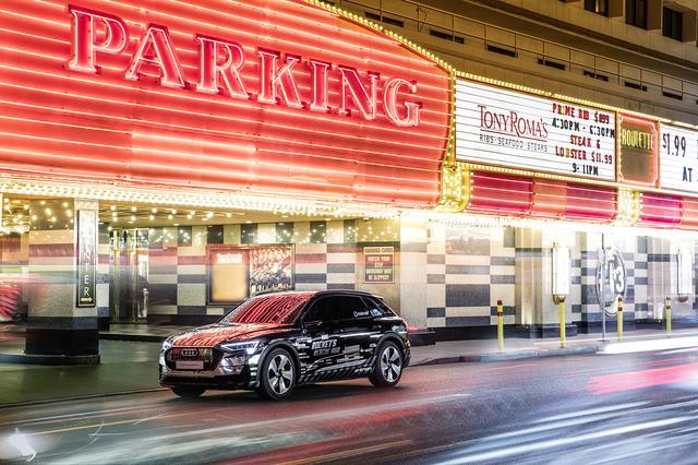 画像1: Audiがクルマの動きをVRコンテンツと同期する技術を発表