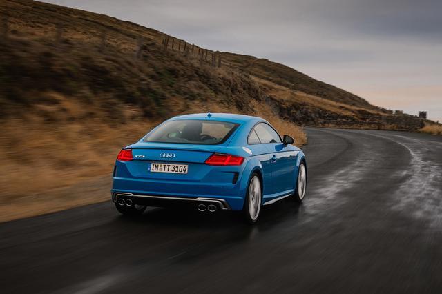 画像3: 「Audi TTS」の2.0 TFSIは306psに!