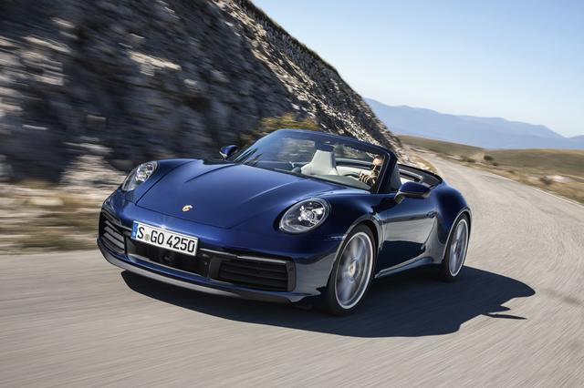 画像4: 新型「911カブリオレ」がデビュー