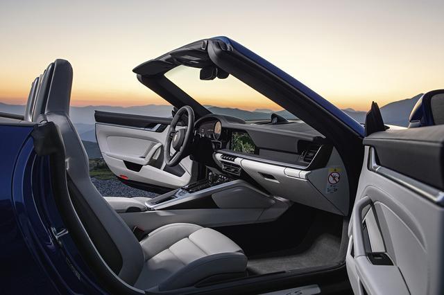 画像3: 新型「911カブリオレ」がデビュー