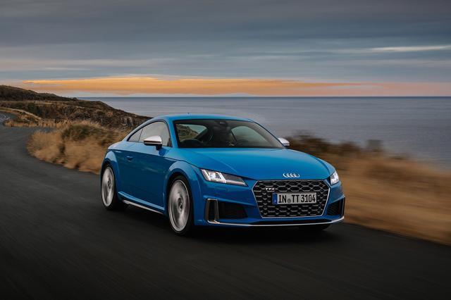 画像1: 「Audi TTS」の2.0 TFSIは306psに!
