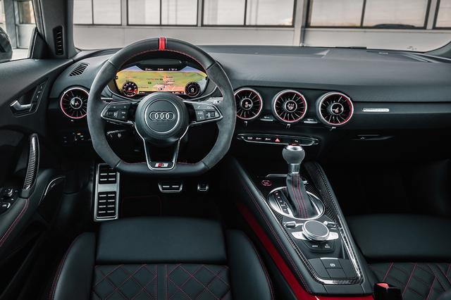 画像5: 「Audi TTS」の2.0 TFSIは306psに!