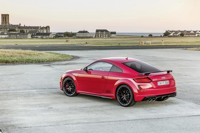 画像6: 「Audi TTS」の2.0 TFSIは306psに!