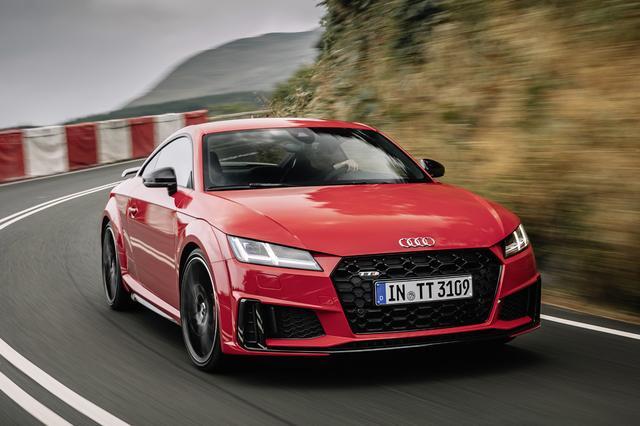 画像4: 「Audi TTS」の2.0 TFSIは306psに!