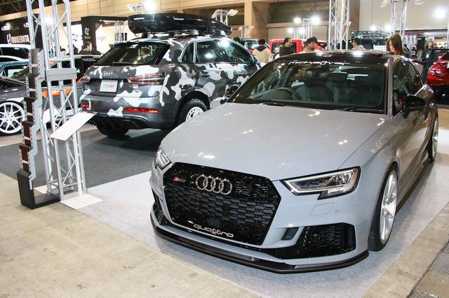 画像: Audi RS 3 Sportback(balance it:東7)