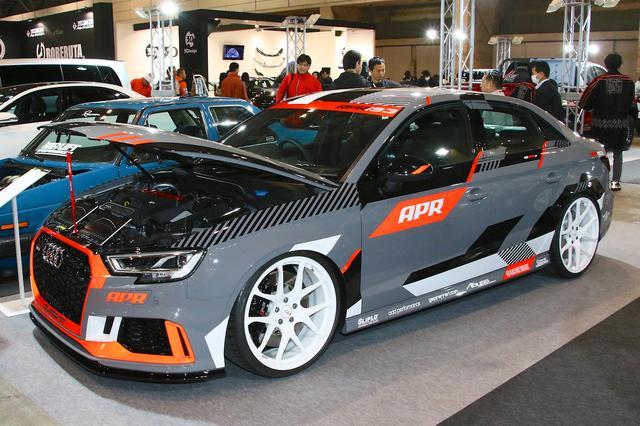 画像: Audi RS 3 Sedan(APR JAPAN:東7)