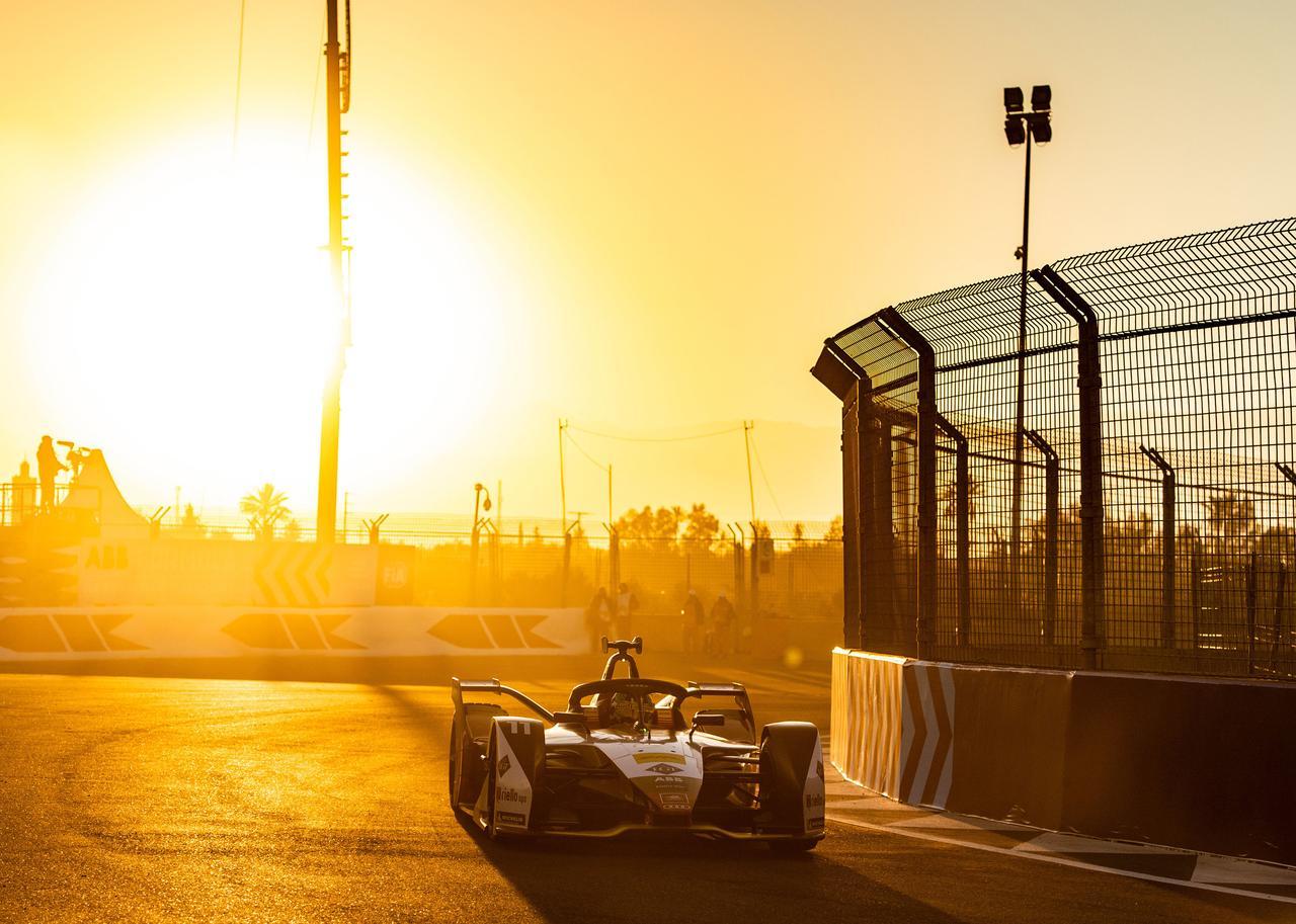 画像3: 【Formula E Rd.2 Marrakesh】アウディ カスタマーチームの2台が表彰台を獲得