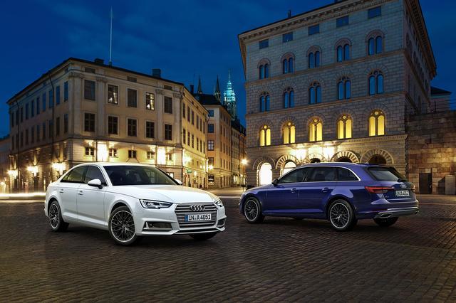 画像4: 「Audi A4」の仕様を一部変更