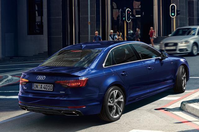 画像3: 「Audi A4」の仕様を一部変更
