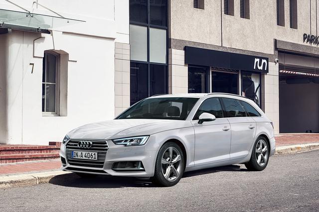 画像1: 「Audi A4」の仕様を一部変更