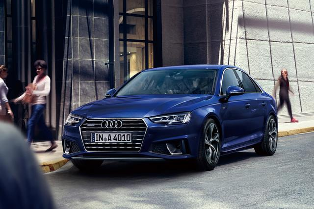 画像2: 「Audi A4」の仕様を一部変更