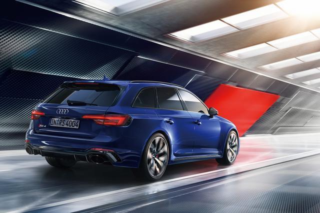 画像4: 「Audi RS 4 Avant」発売