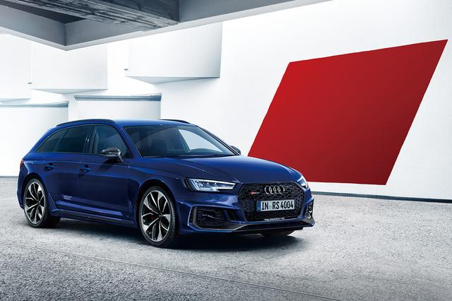 画像1: 「Audi RS 4 Avant」発売