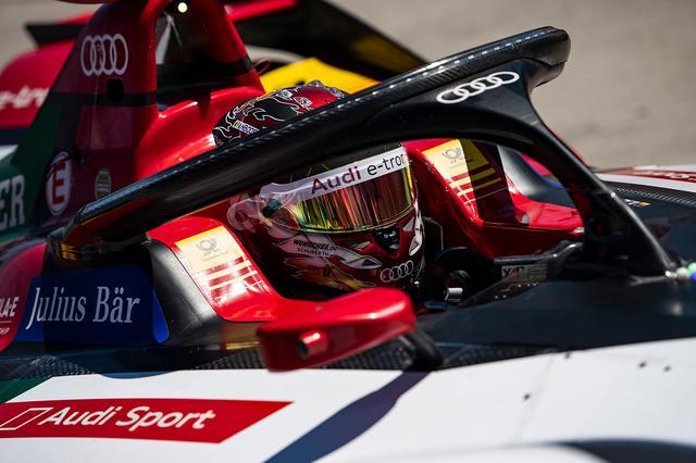 画像4: 【Formula E Rd.3 Santiago】アウディ カスタマーチーム「Envision Virgin Racing」が優勝