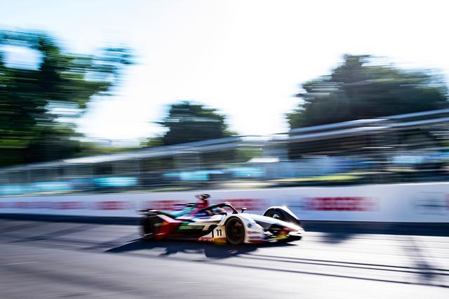 画像2: 【Formula E Rd.3 Santiago】アウディ カスタマーチーム「Envision Virgin Racing」が優勝