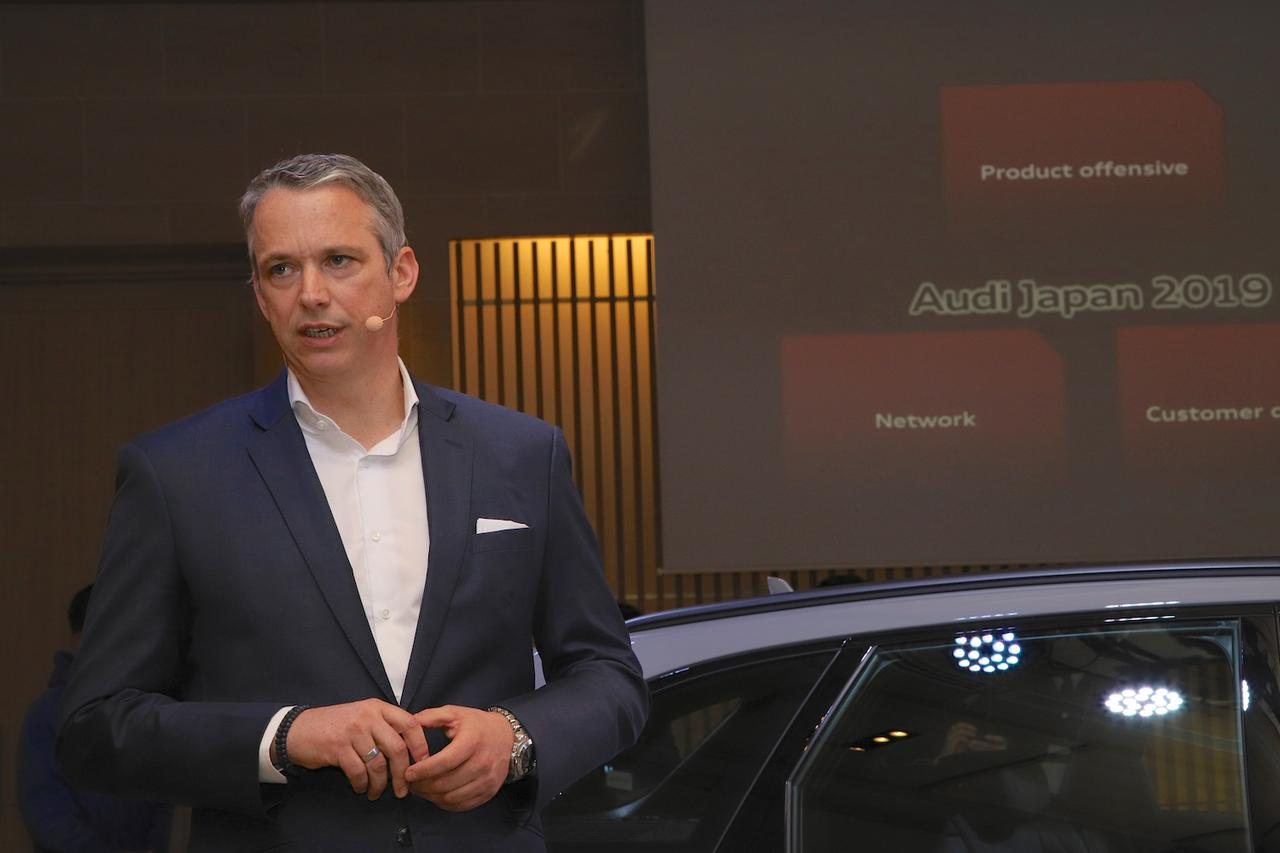 画像2: 2019年は10車種を超える新型車を投入