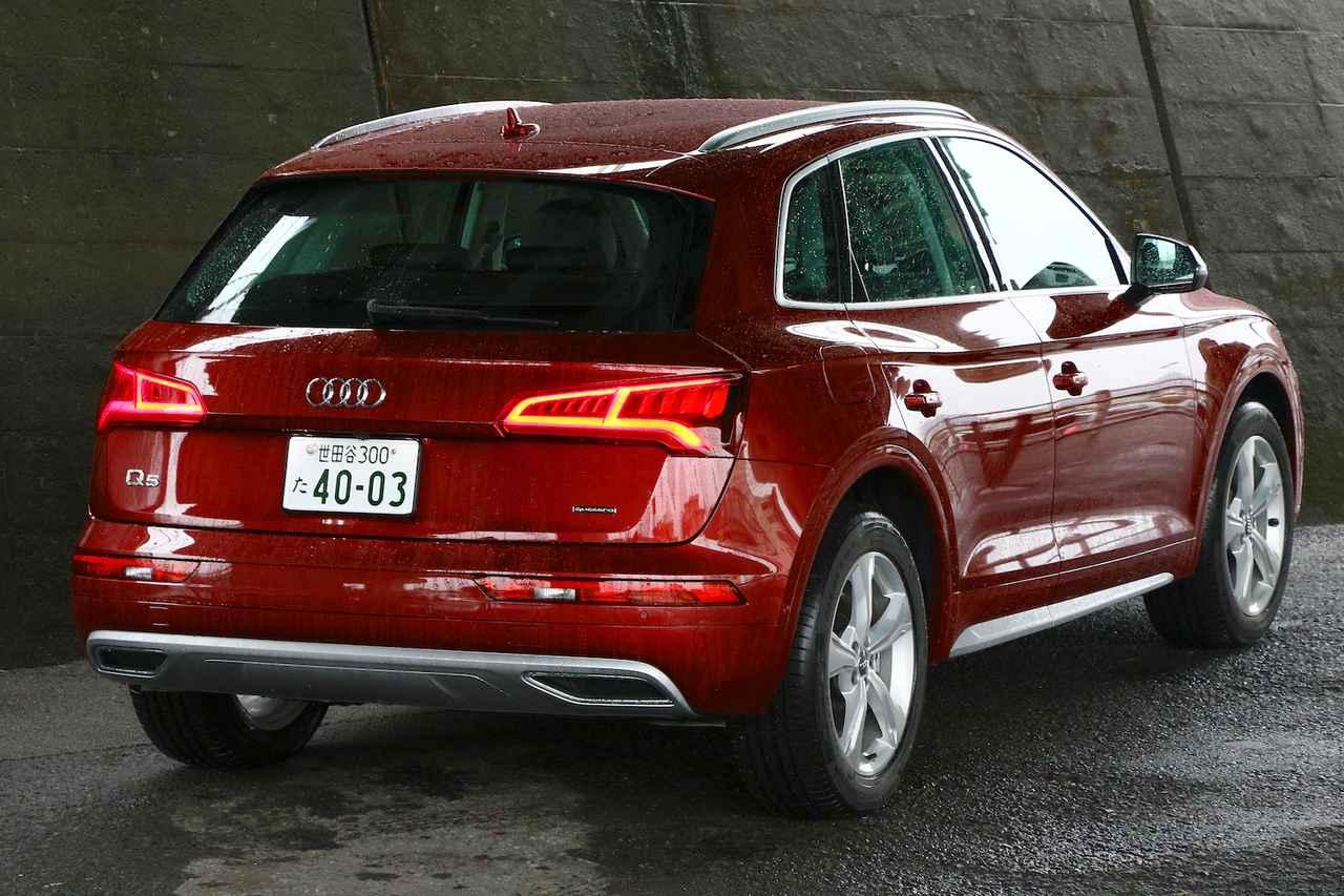 画像4: 【ミニ試乗記】Audi Q5 40 TDI quattro sport