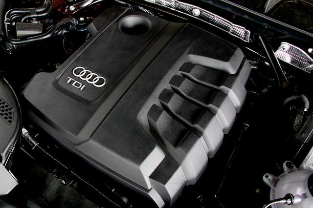 画像2: 【ミニ試乗記】Audi Q5 40 TDI quattro sport