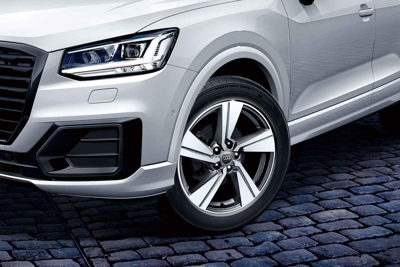 画像4: 限定車「Audi Q2 #black styling」登場